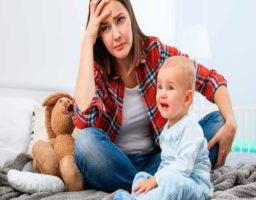 Consejos para reducir el estrés en el postparto
