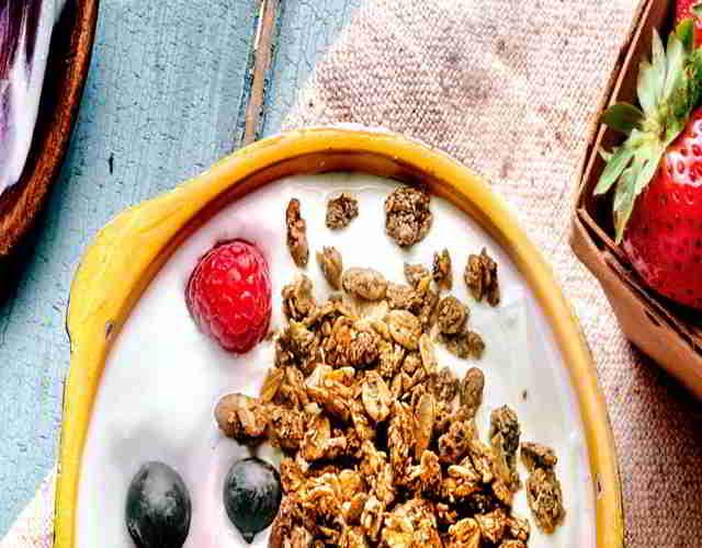 Desayunos para mujeres embarazadas