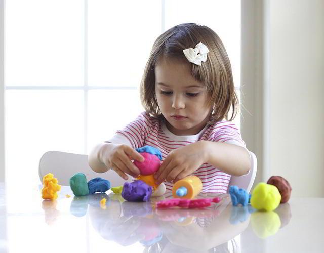 destreza manual en los infantes