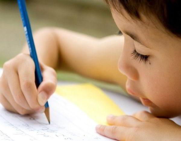 mejorar la letra de los hijos
