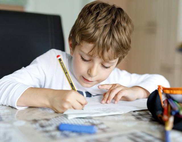 tecnicas para mejorar la letra de los hijos