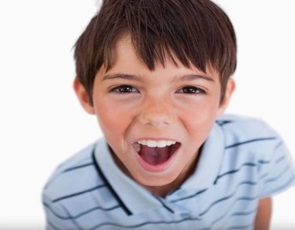 afonia en niños