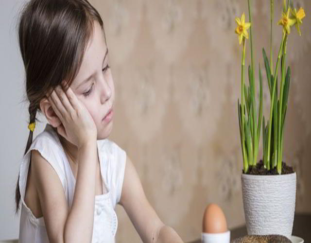 causa pérdida de peso en niños