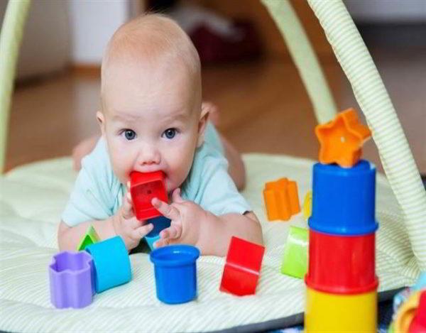 Estimular el aprendizaje del bebé 3