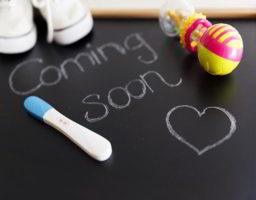 ideas para dar la noticia del embarazo