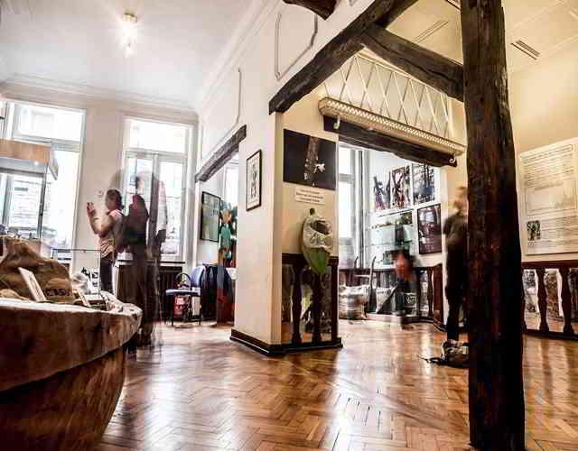 museos interesantes para niños en París Choco-Story