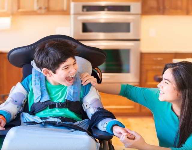 parálisis cerebral en niños