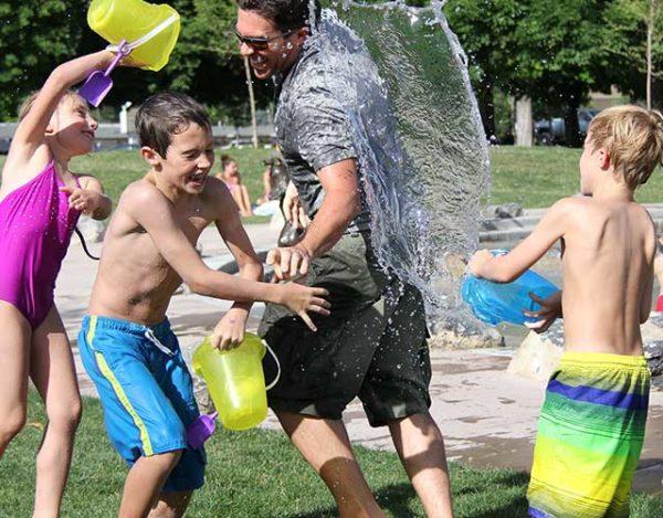 Sarpullido por el calor en los niños