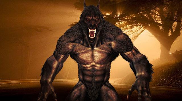 Cuento de halloween: El hombre lobo