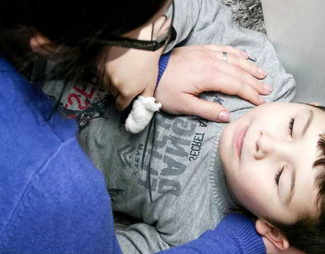 Desmayos infantiles por lipotimia causas