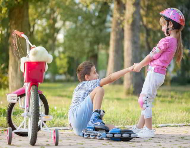 ejemplos para enseñar generosidad a los niños