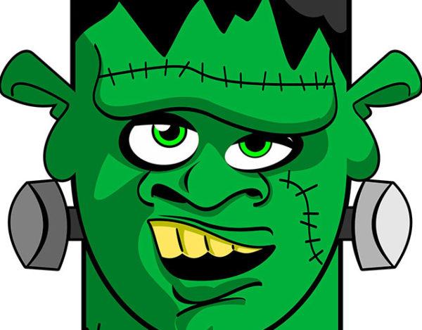 Cuento de halloween: Frankenstein
