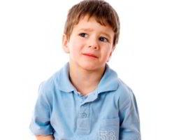 gastritis infantil causas y síntomas