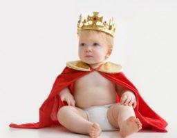 Nombres de reyes para niños