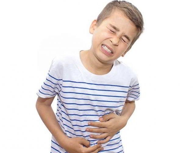 síntomas de la gastritis infantil