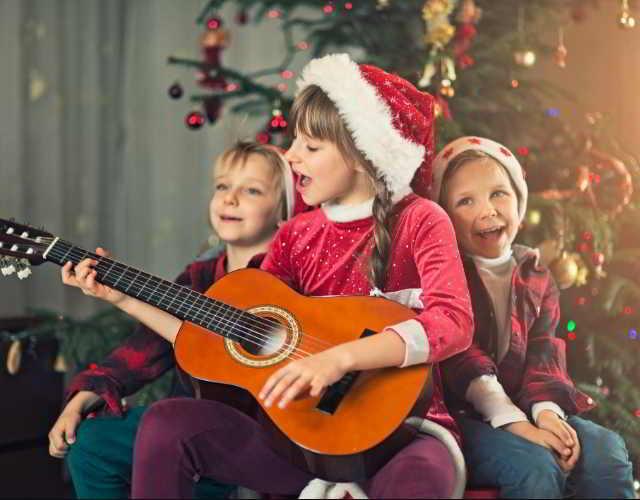 10 canciones de navidad para niños
