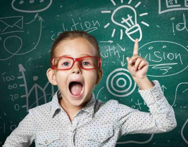 7 señales de que tu hijo es inteligente