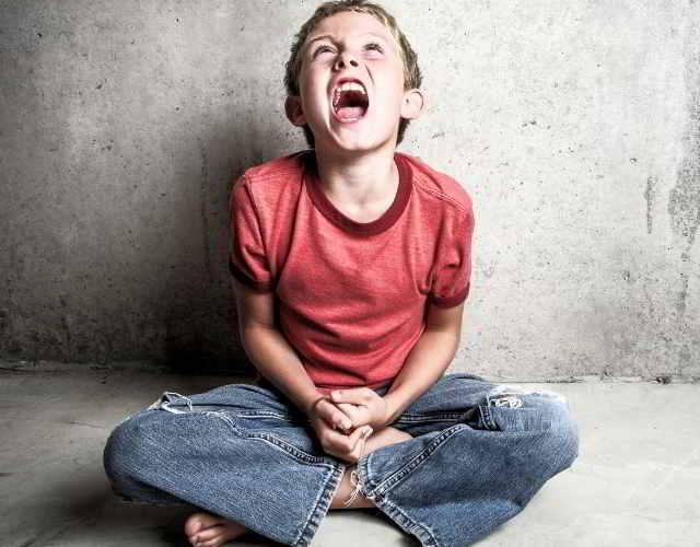 control de ira en niños