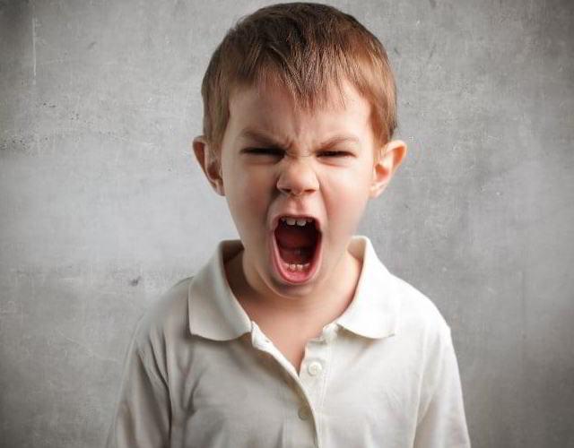 Ejercicios para control de ira en niños