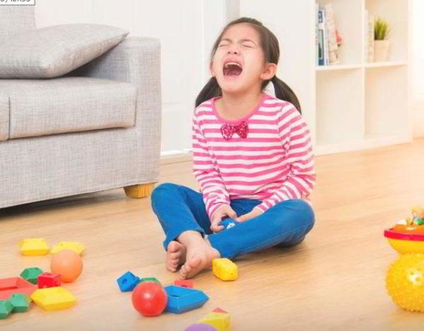 Ejercicios para controlar la ira en niños