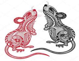 El horóscopo chino del niño Rata 2
