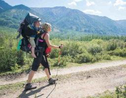 Las mejores mochilas portabebés de montaña