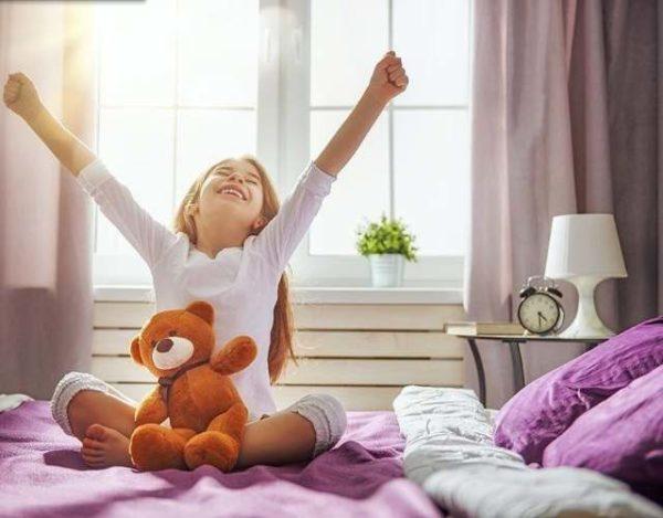 5 consejos para enseñar a los hijos a levantarse solos
