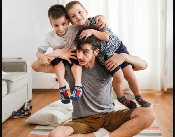 5 razones para salir con un hombre con hijos