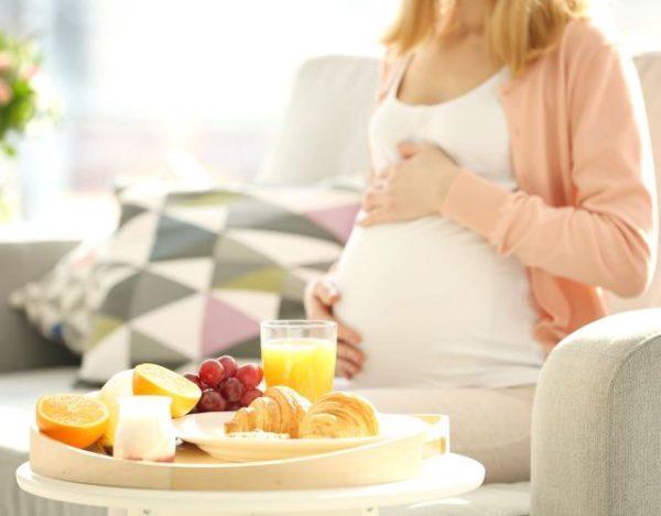 antojos sanos durante el embarazo