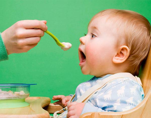 5 Recetas para bebés de más de 10 meses