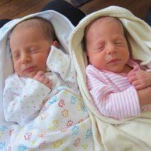 Cuidados para gemelos prematuros