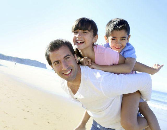 razones para salir con un hombre con hijos