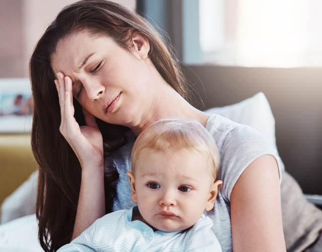 Agobios de una madre primeriza