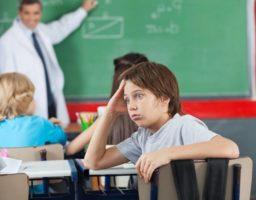 Cómo educar a infantes distraídos