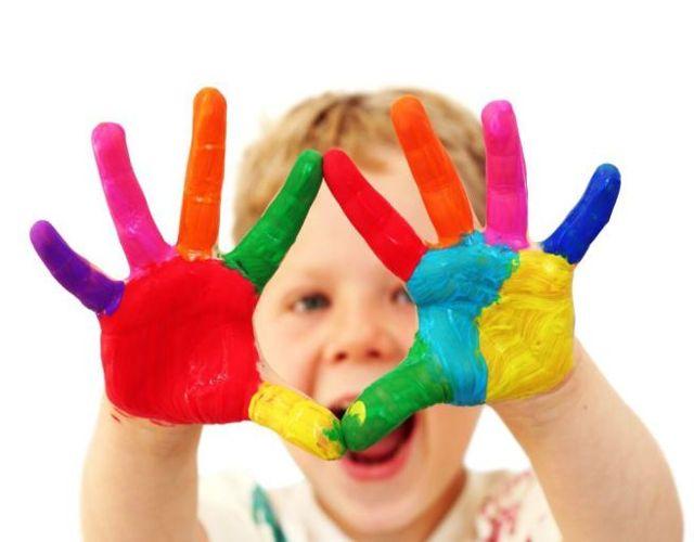 juegos sensoriales para niños de 1 a 3 años