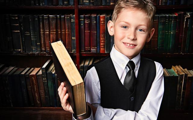 niño inspirados en literatura