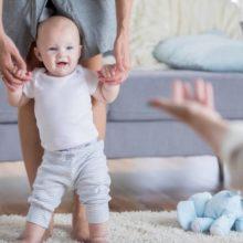 5 Razones por las que tu bebé tarda en andar