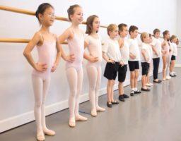 Beneficios del ballet infantil
