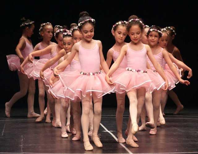 Beneficios del ballet para los infantes