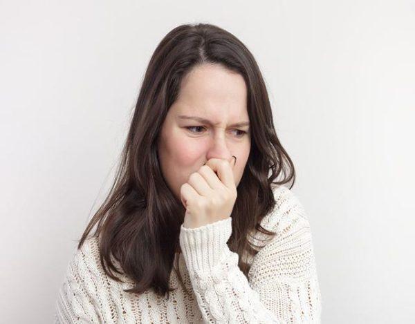cambios del olfato durante el embarazo