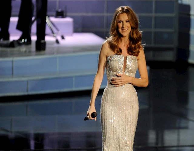 Celine Dion madres famosas