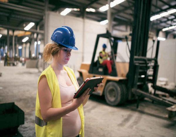 Derechos laborales de embarazadas España