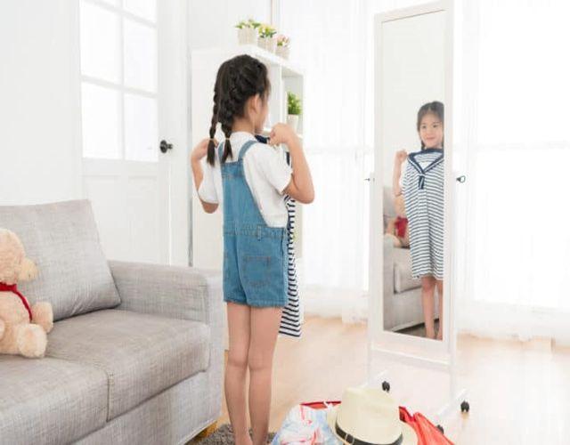 enseñar a los niños vestirse solos