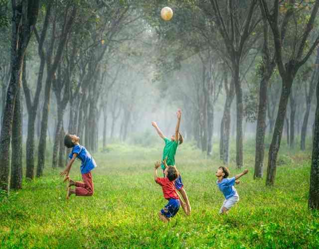 juego libre en niños y su importancia