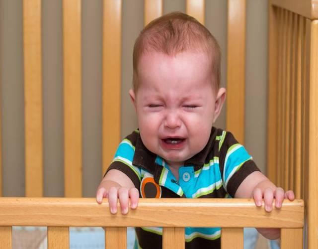 La angustia de separación en bebés