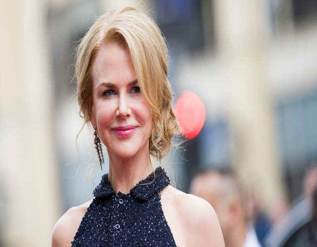 Nicole Kidman madres famosas después de los 40