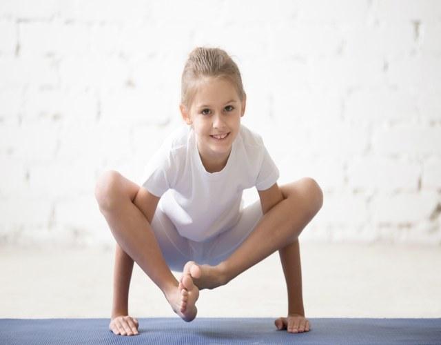 Yoga infantil y relajación