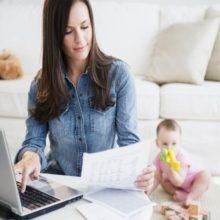 10 empleos para que mamá trabaje desde casa