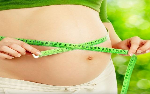 Aumento de peso durante el embarazo