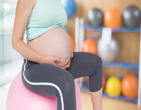 Tonificación muscular en el embarazo